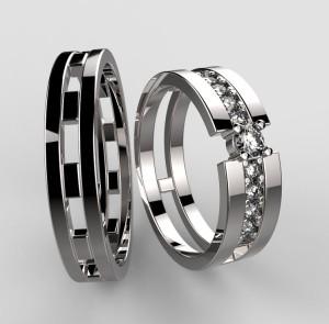 Snubní prsteny 0001 foto