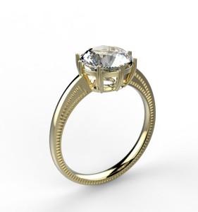 prsten kam 8 mm foto